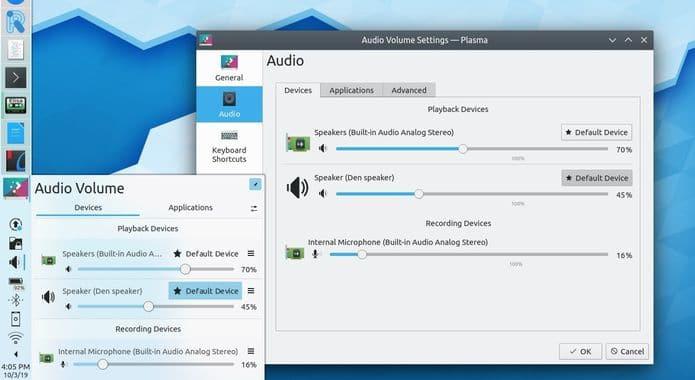 Confira os recursos e melhorias do KDE Plasma 5.18 LTS