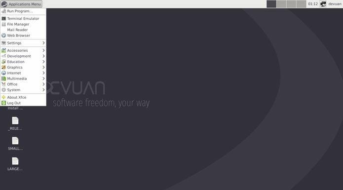 Devuan 2.1 lançado com com um instalador melhorado e mais