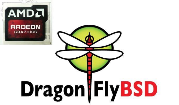 DragonFlyBSD recebeu o código do driver AMD Radeon Graphics do Linux 4.9