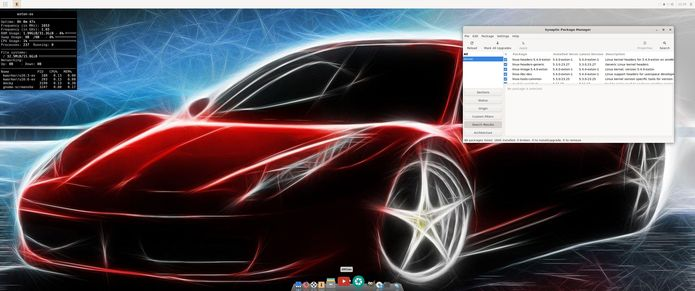 Exton|OS Build 191128 lançado com o kernel 5.4 e mais