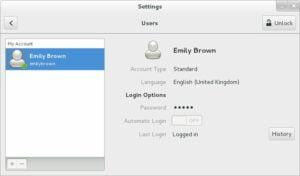 Fedora 32 pode desabilitar senhas vazias para usuários locais por padrão