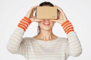 Google lançou o Cardboard como um projeto de código aberto