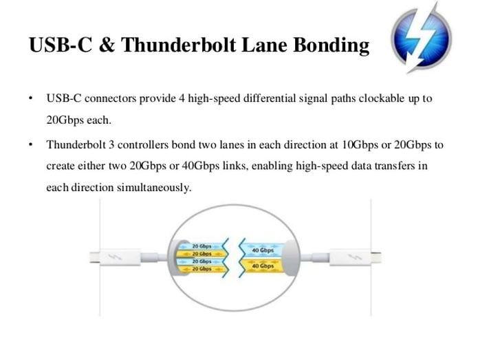 Kernel 5.5 terá Thunderbolt Lane Bonding e atualizações de DP Tunneling