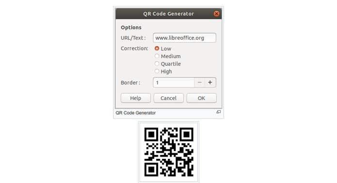 LibreOffice 6.4 beta será lançado em breve com gerador de QR Code e mais