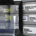 Microsoft e a Warner Bros conseguiram armazenar o filme original do Superman em um disco de vidro