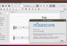 MuseScore 3.3 lançado com novos recursos, melhorias e correções de bugs