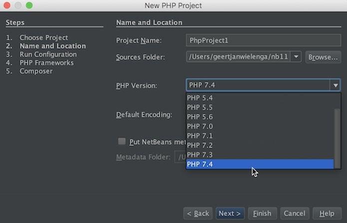 NetBeans 11.2 lançado com novos recursos da linguagem PHP e mais
