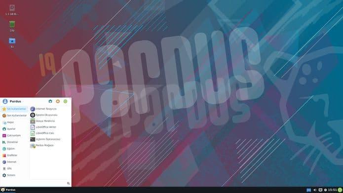 Pardus 19.1 lançado - Confira as novidades e veja onde baixar