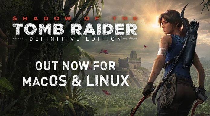 Shadow of the Tomb Raider foi lançado oficialmente para Linux e Mac!
