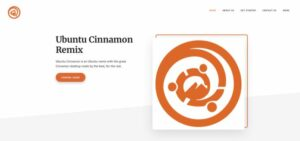 Ubuntu Cinnamon Remix já tem um site e em abril terá uma versão não oficial