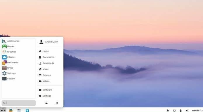 Zorin OS 15 Lite lançado com Xfce 4.14 otimizado e mais