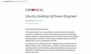 Canonical quer tornar o Ubuntu a principal distro para o Windows WSL