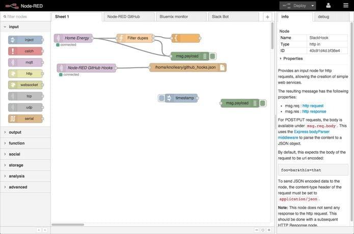 Como instalar a ferramenta Node-RED no Linux via Snap