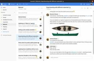 Como instalar o app de comunicação em equipes Twist e no Linux via Snap