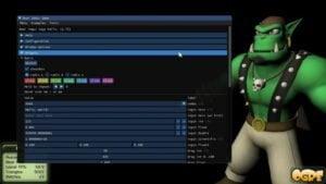 Como instalar o mecanismo de renderização OGRE no Linux via Snap