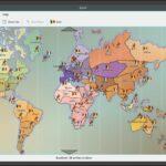 Como instalar o jogo de estratégia de risco KsirK no Linux via Snap