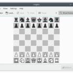 Como instalar o jogo de xadrez KNights no Linux via Snap