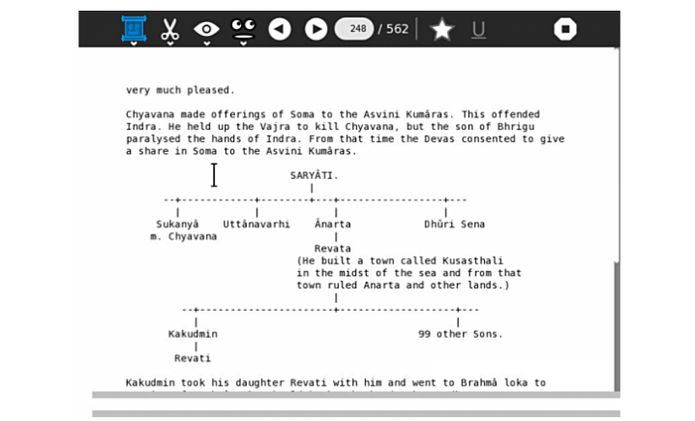 Como instalar o leitor de ebooks Read Etexts no Linux via Flatpak