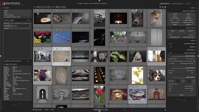 Darktable 3 lançado com grandes mudanças e novos módulos
