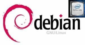 Debian lançou microcódigo Intel atualizado para CPUs Coffe Lake para corrigir regressão