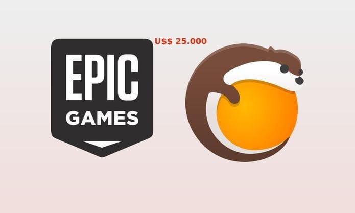 Epic Games doou 25 mil dólares para a plataforma Lutris que é focada em rodar jogos do Windows no Linux