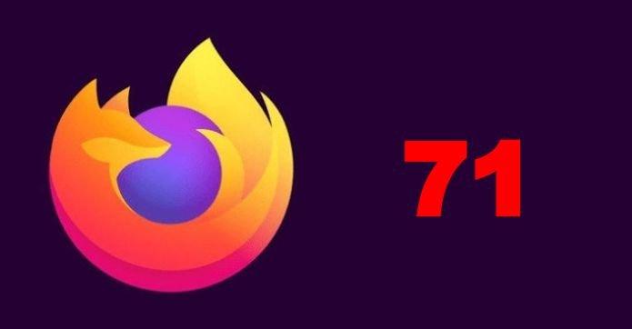Firefox 71 lançado oficialmente com novo modo de quiosque e mais