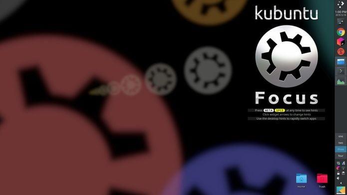 Kubuntu Focus, um Laptop Linux com Nvidia GTX 2060 e 32 GB de RAM