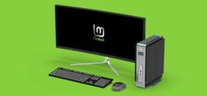 Lançado MintBox3 com o Linux Mint 19.3 Tricia Cinnamon pré-instalado