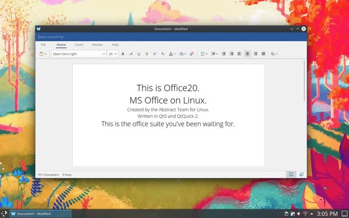 Office365 no Linux? Veja como instalar o Office20 via Snap