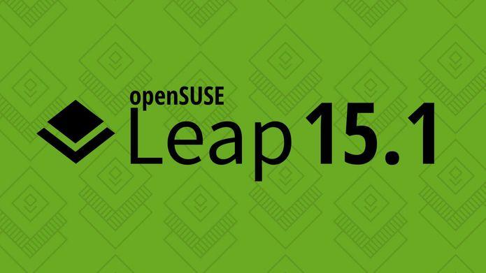 openSUSE Leap 15.0 chegou ao fim da vida útil! Hora de ir para o 15.1!