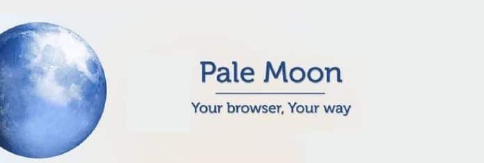 Pale Moon 28.8 lançado - Confira as novidades e veja como instalar no Linux