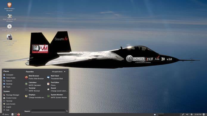 Robolinux 10.6 lançado com foco no fim do suporte ao Windows 7