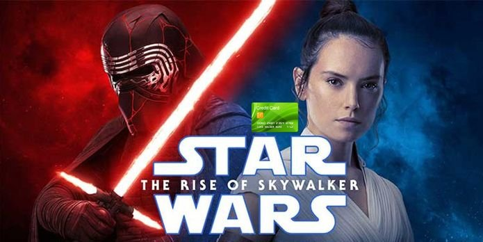 Sites falsos de streaming de Star Wars: The Rise of Skywalker roubam os cartões de crédito dos fãs