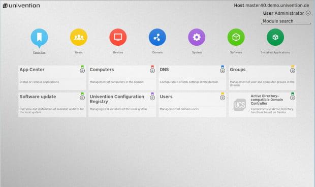 Univention Corporate Server 4.4-3 lançado - Confira as novidades e baixe