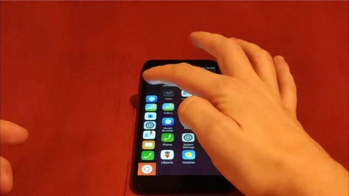 Veja os 4 sistemas Linux mobile em execução no PinePhone