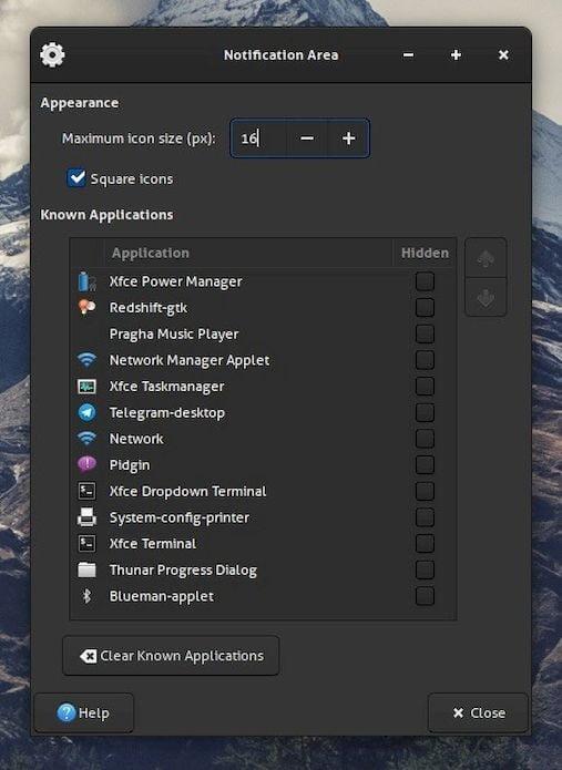ambiente xfce 4 16 muda para decoracoes do lado do cliente 4 - Ambiente Xfce 4.16 mudará para Client-Side Decorations ou CSD