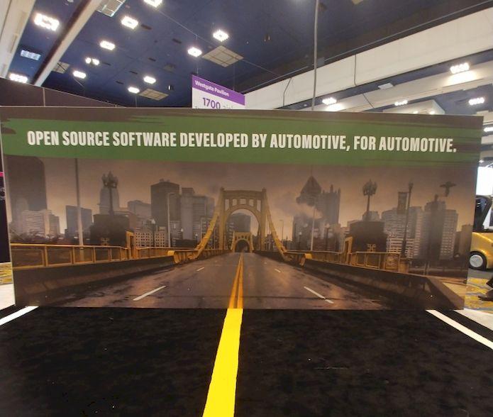 Automotive Grade Linux está tendo uma grande presença na CES 2020