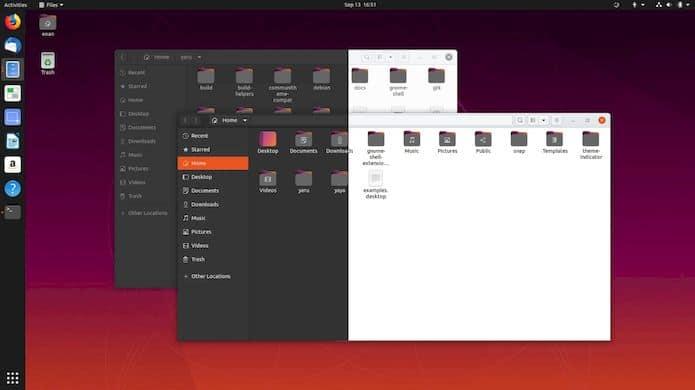 Canonical está trabalhando em um novo tema para o Ubuntu 20.04 LTS