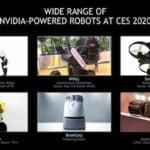 CES 2020: GPUs da Nvidia alimentando robôs da Toyota e mais