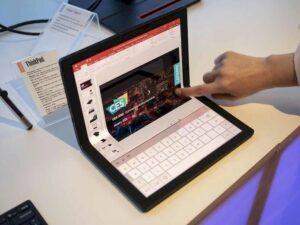 CES 2020: Lenovo está preparando o PC dobrável ThinkPad X1 Fold