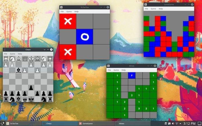Como instalar o Abstract Games Suite no Linux via Snap