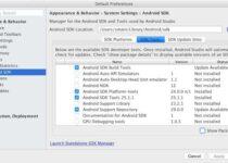 Como instalar o Android SDK Manager no Linux via Snap