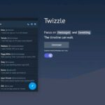 Como instalar o cliente Twiter Twizzle no Linux via AppImage