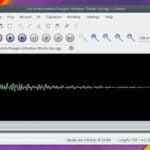 Como instalar o editor de áudio Kwave no Linux via Snap