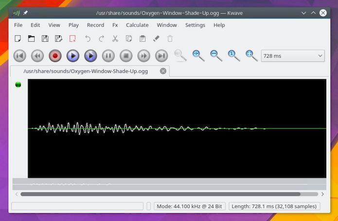como instalar o editor de audio kwave no linux via snap - Como instalar o editor de áudio Kwave no Linux via Snap