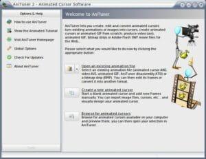 Como instalar o editor de ícones AniTuner no Linux via Snap