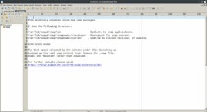 Como instalar o editor de texto PSPad no Linux via Snap