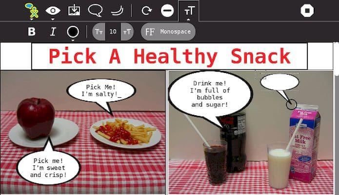 Como instalar o gerador de quadrinhos FotoToon no Linux via Flatpak