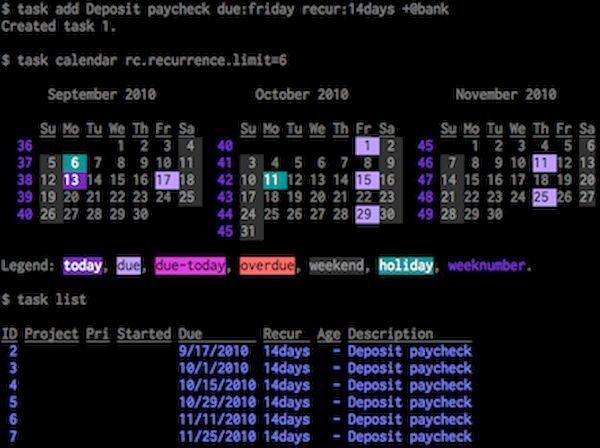 Como instalar o gerenciador de tarefas Taskwarrior no Linux via Snap