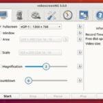 Como instalar o VokoscreenNG no Ubuntu, Linux Mint e seus derivados